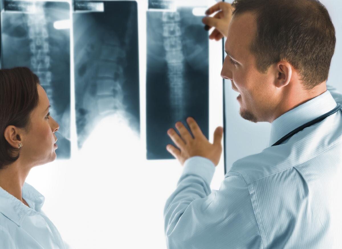 Рентгенолог фото