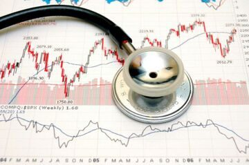 bigstock-Stethoscope-And-Stock-Chart-1371794-652x433